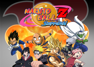 Naruto Ball Z Shippuden - Heroes Come Back
